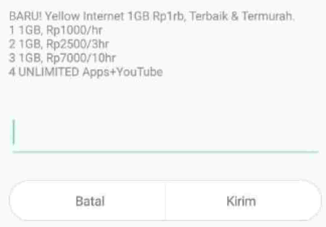 Kode Dial Rahasia Indosat Tebaru 125gb Youtube Fb Bbm Path Voucher 1 Gb Unlimited Apps Paket Murah
